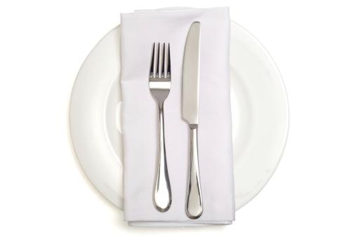 Napkin「Dinner Place Setting」:スマホ壁紙(3)