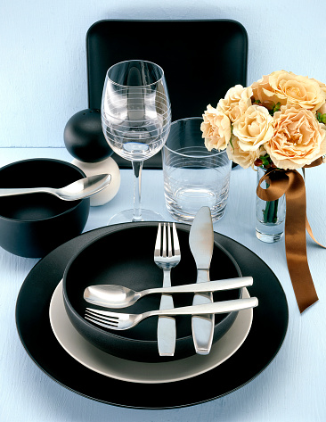Silverware「Dinner Place Setting」:スマホ壁紙(13)