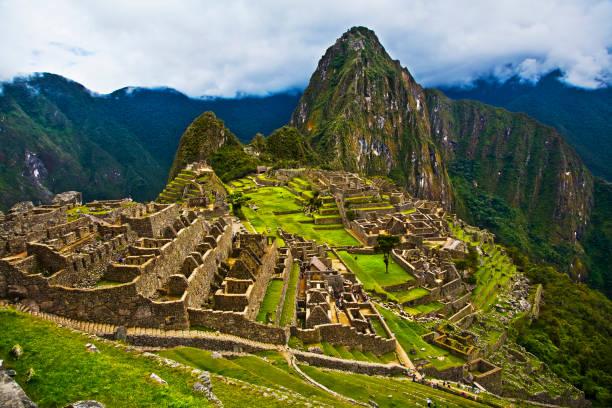Machu Pichu in Peru:スマホ壁紙(壁紙.com)