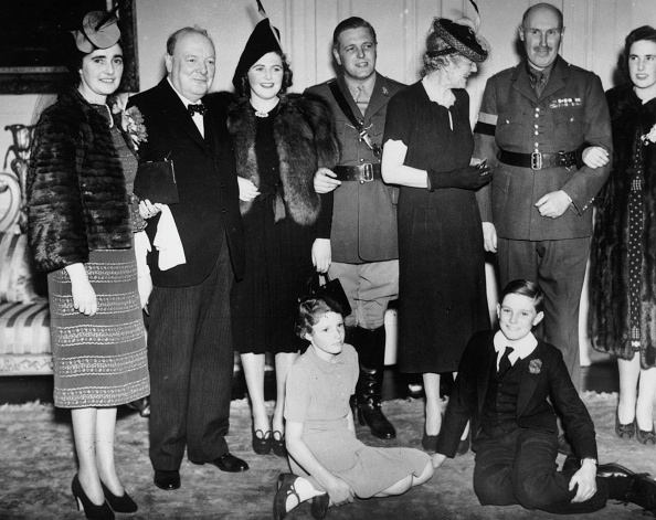 Family「Mrs Churchill」:写真・画像(11)[壁紙.com]