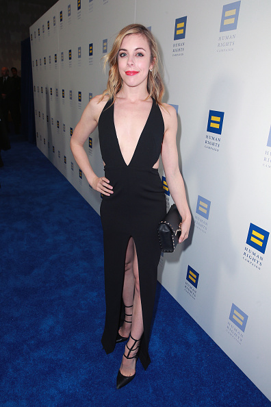 Ashley Wagner「The Human Rights Campaign 2018 Los Angeles Gala Dinner - Red Carpet」:写真・画像(10)[壁紙.com]