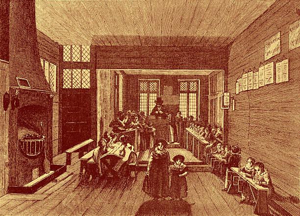 Charity school under John Bunyan's Meeting-House:ニュース(壁紙.com)