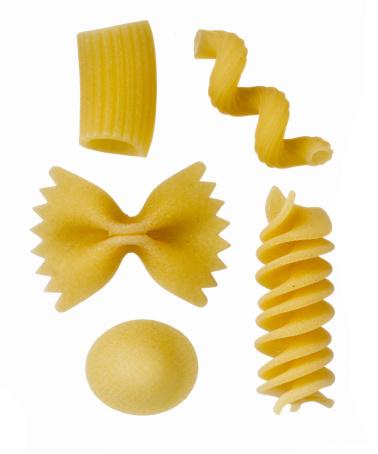 Shape「Various forms of pasta」:スマホ壁紙(12)