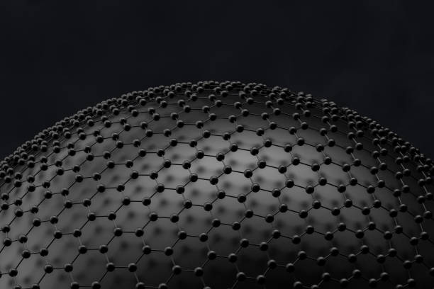 Abstract Sphere Global Network, Hexagon, Honeycomb Shape:スマホ壁紙(壁紙.com)
