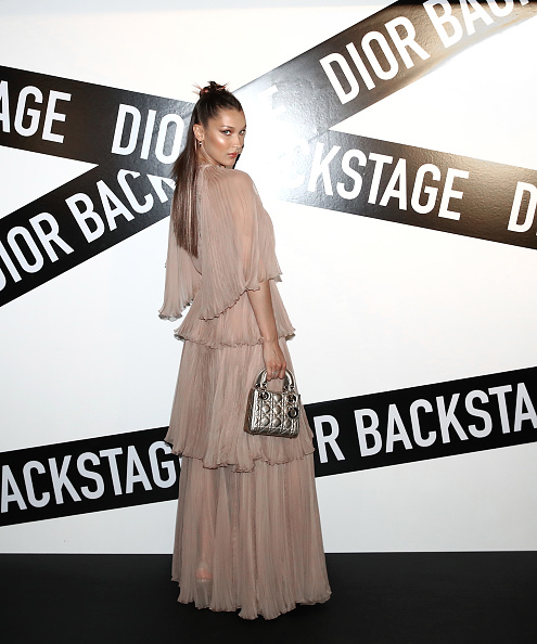 Attending「Dior Backstage Launch Party In Seoul」:写真・画像(3)[壁紙.com]