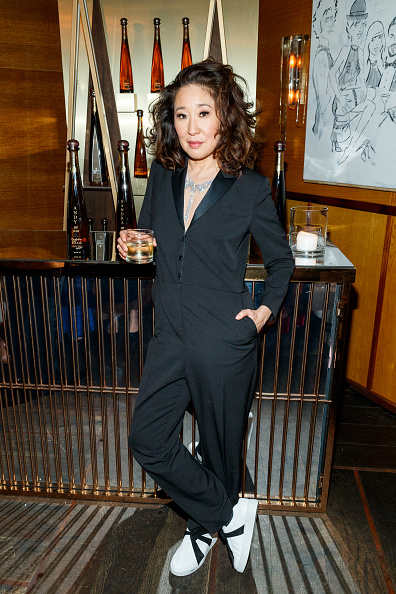 After Party「Sandra Oh & Andy Samberg Celebrate With Tequila Don Julio 1942 At Their Private Golden Globes After-Party On Sunday, January 6」:写真・画像(1)[壁紙.com]