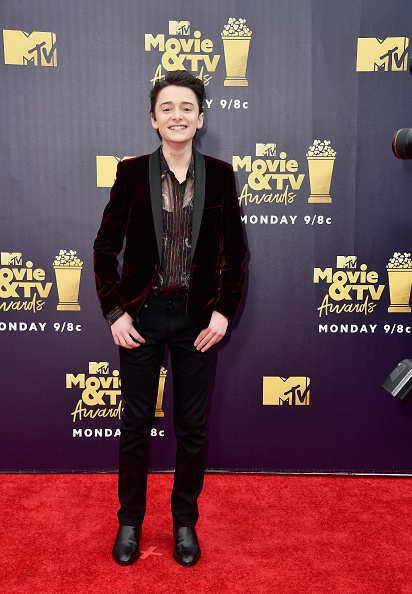 MTVムービーアワード「2018 MTV Movie And TV Awards - Arrivals」:写真・画像(14)[壁紙.com]
