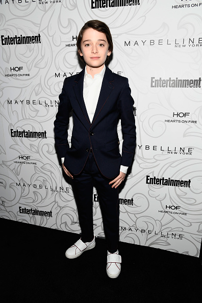 Noah Schnapp「Entertainment Weekly Celebrates SAG Award Nominees at Chateau Marmont sponsored by Maybelline New York - Arrivals」:写真・画像(1)[壁紙.com]