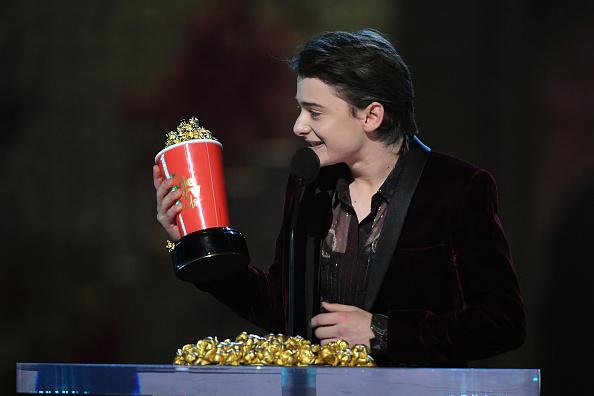 Noah Schnapp「2018 MTV Movie And TV Awards - Show」:写真・画像(18)[壁紙.com]