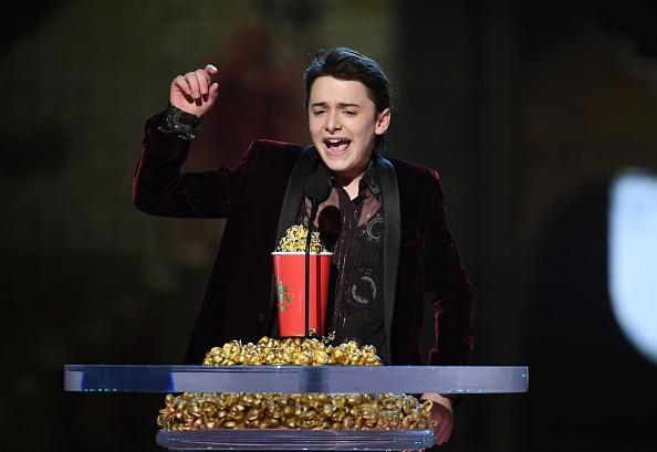 Noah Schnapp「2018 MTV Movie And TV Awards - Show」:写真・画像(16)[壁紙.com]
