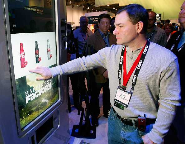 Interactivity「The International Consumer Electronics Show Highlights Latest Gadgets」:写真・画像(7)[壁紙.com]