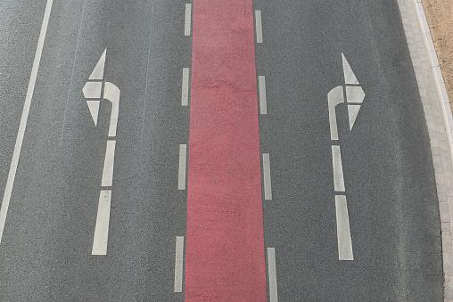 コミュニケーション「Road markings」:スマホ壁紙(5)