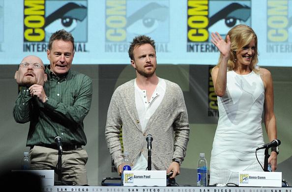 "San Diego Comic-Con「""Breaking Bad"" Panel - Comic-Con International 2013」:写真・画像(12)[壁紙.com]"