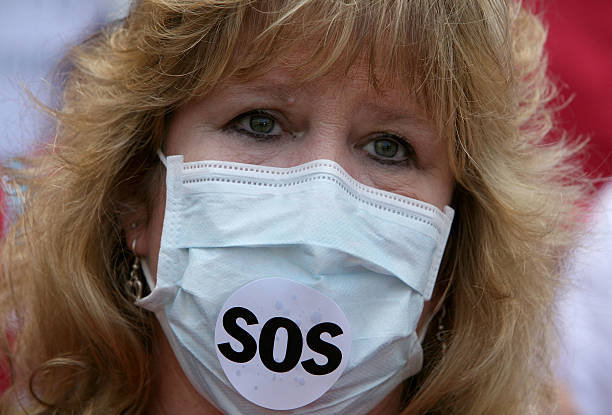 Nurses Protests CA's State Hospital's Readiness For H1N1 This Flu Season:ニュース(壁紙.com)