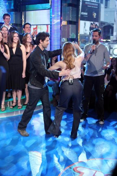 High Waist「MTV TRL Presents Amy Adams, Patrick Dempsey & Jordin Sparks」:写真・画像(13)[壁紙.com]