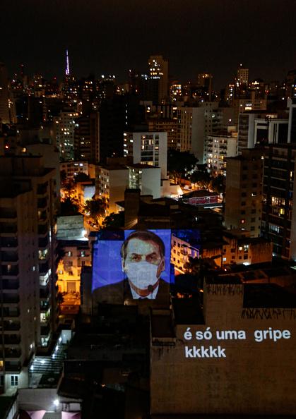 President of Brazil「Pots and Pans Protest (Panelaco) Against Brazilian President Jair Bolsonaro」:写真・画像(17)[壁紙.com]