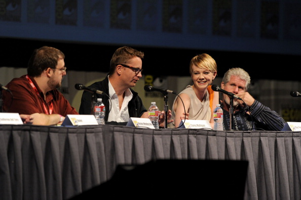 San Diego Convention Center「Film District Studio Panel - Comic-Con 2011」:写真・画像(4)[壁紙.com]