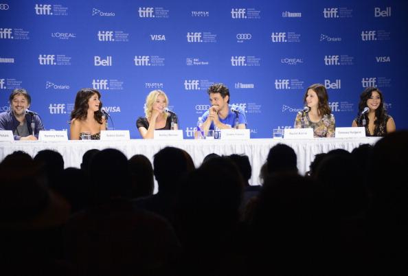 "Vanessa James「""Spring Breakers"" Press Conference - 2012 Toronto International Film Festival」:写真・画像(13)[壁紙.com]"
