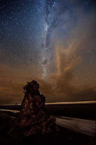 Milky Way「Milky Way in the Night Sky」:スマホ壁紙(7)