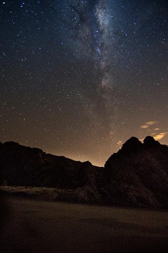 Milky Way「Milky Way in the Night Sky」:スマホ壁紙(5)
