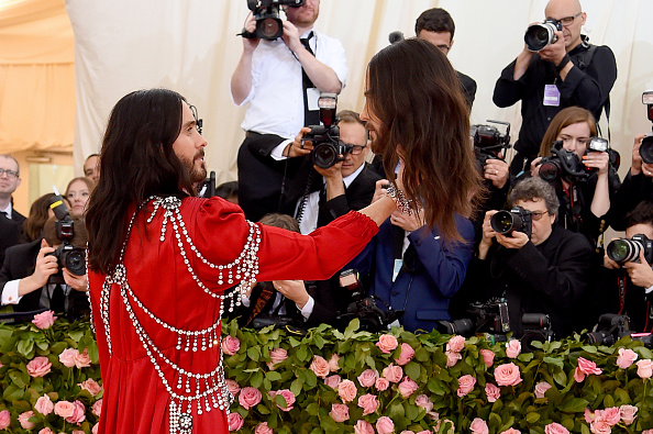 Metropolitan Museum Of Art - New York City「The 2019 Met Gala Celebrating Camp: Notes on Fashion - Arrivals」:写真・画像(12)[壁紙.com]