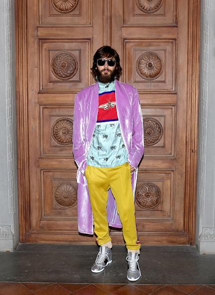 Shirt「Gucci Cruise 2018 - Arrivals」:写真・画像(3)[壁紙.com]