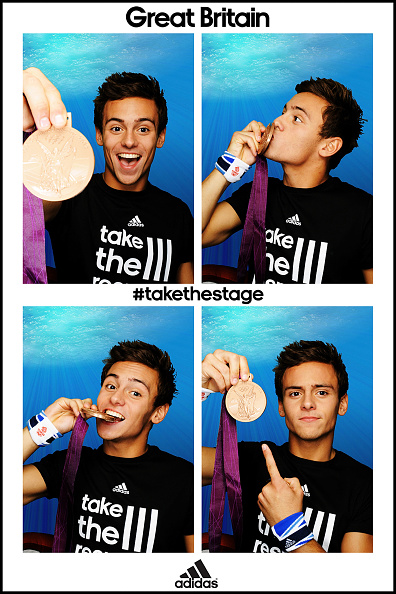 2012 Summer Olympics - London「adidas - Take the Stage」:写真・画像(18)[壁紙.com]