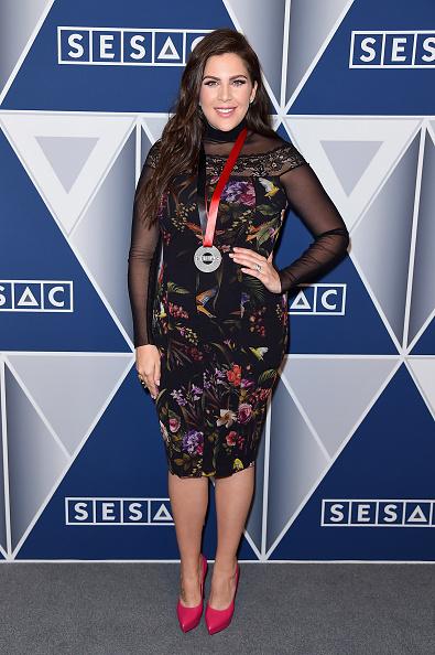 Hot Pink「2017 SESAC Nashville Music Awards - Arrivals」:写真・画像(5)[壁紙.com]