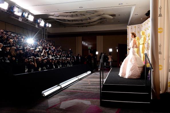 アカデミー賞「85th Annual Academy Awards - Press Room」:写真・画像(5)[壁紙.com]