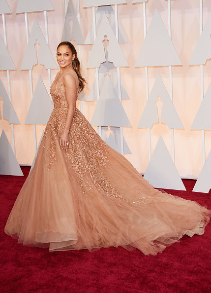 Pale Pink「87th Annual Academy Awards - Arrivals」:写真・画像(3)[壁紙.com]