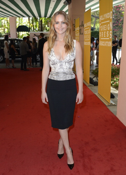 Beverly Hills Hotel「Hollywood Foreign Press Association's 2012 Installation Luncheon - Red Carpet」:写真・画像(17)[壁紙.com]