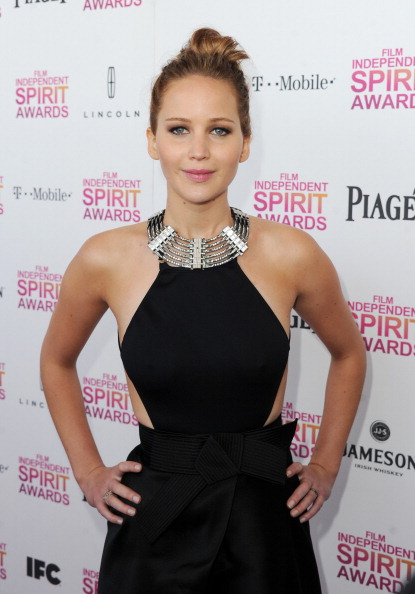 カメラ目線「2013 Film Independent Spirit Awards - Red Carpet」:写真・画像(0)[壁紙.com]