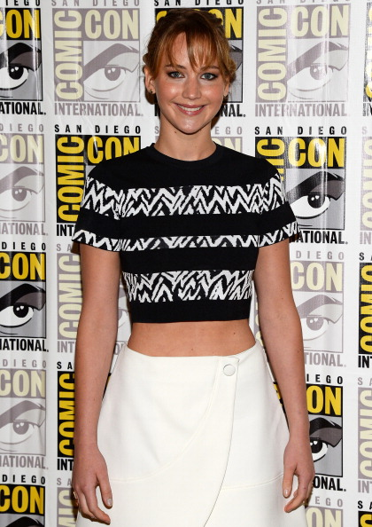 """Comic con「Lionsgate's """"The Hunger Games: Catching Fire"""" And """"I, Frankenstein"""" Press Line - Comic-Con International 2013」:写真・画像(8)[壁紙.com]"""