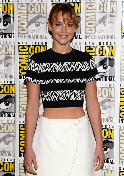 "Lionsgate's ""The Hunger Games: Catching Fire"" And ""I, Frankenstein"" Press Line - Comic-Con International 2013:ニュース(壁紙.com)"