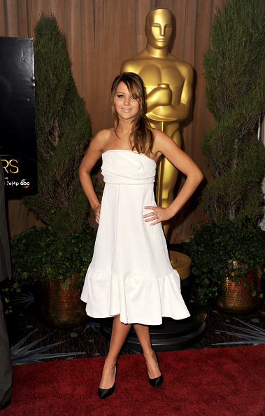 White Dress「85th Academy Awards Nominations Luncheon - Arrivals」:写真・画像(7)[壁紙.com]