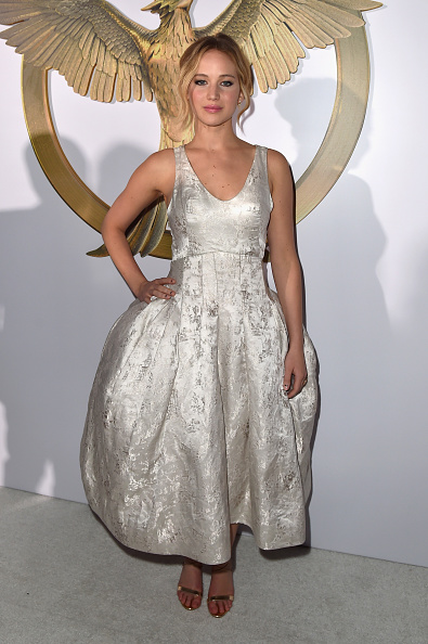 "Microsoft Theater - Los Angeles「Premiere Of Lionsgate's ""The Hunger Games: Mockingjay - Part 1"" - Red Carpet」:写真・画像(15)[壁紙.com]"
