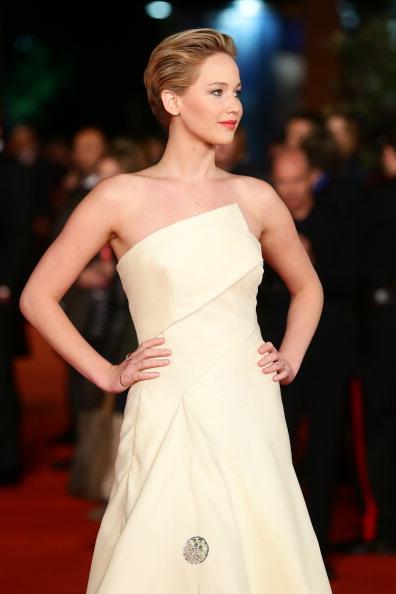 ショートヘア「'The Hunger Games: Catching Fire' Premiere  - The 8th Rome Film Festival」:写真・画像(5)[壁紙.com]