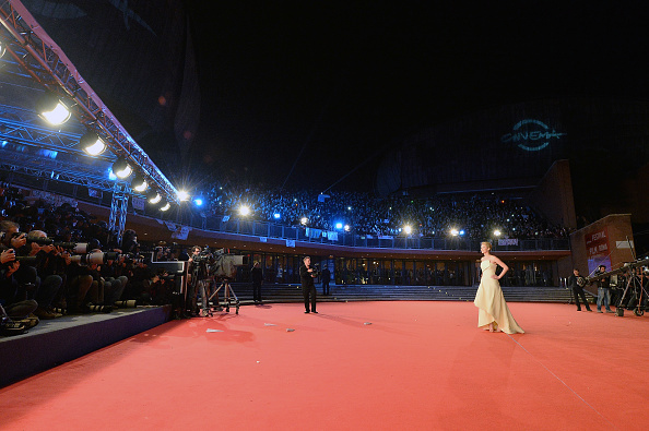 Auditorium「'The Hunger Games: Catching Fire' Premiere  - The 8th Rome Film Festival」:写真・画像(8)[壁紙.com]