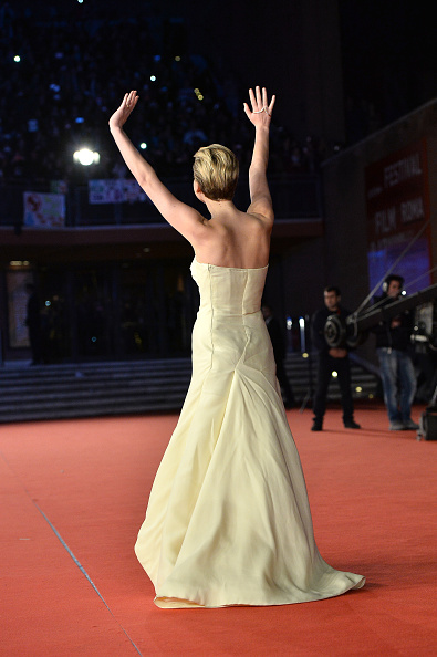 Incidental People「'The Hunger Games: Catching Fire' Premiere  - The 8th Rome Film Festival」:写真・画像(4)[壁紙.com]