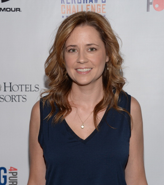 "Jenna Fischer「Clayton Kershaw's Inaugural Ping Pong 4 Purpose Charity Event Benefitting ""Kershaw's Challenge""」:写真・画像(11)[壁紙.com]"