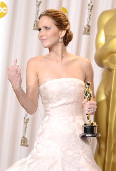 アカデミー賞「85th Annual Academy Awards - Press Room」:写真・画像(11)[壁紙.com]