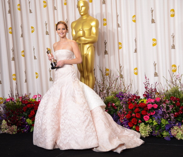 アカデミー賞「85th Annual Academy Awards - Press Room」:写真・画像(7)[壁紙.com]
