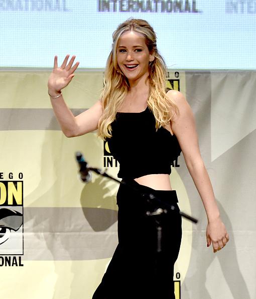 コミコン「Comic-Con International 2015 - 'The Hunger Games: Mockingjay Part 2' Panel」:写真・画像(15)[壁紙.com]