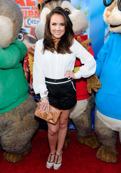 """DVD「Twentieth Century Fox Home Entertainment's """"Alvin And The Chipmunks: Chipwrecked"""" Blu-ray And DVD Release Party」:写真・画像(19)[壁紙.com]"""