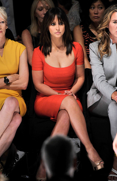 Bandage Dress「Project Runway - Front Row - Spring 2012 Mercedes-Benz Fashion Week」:写真・画像(10)[壁紙.com]