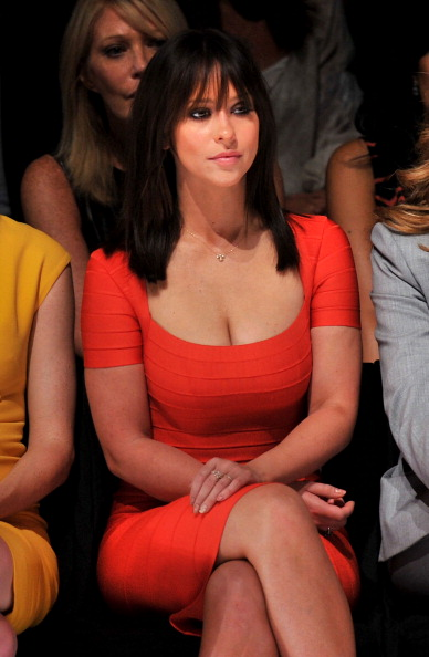 Bandage Dress「Project Runway - Front Row - Spring 2012 Mercedes-Benz Fashion Week」:写真・画像(12)[壁紙.com]
