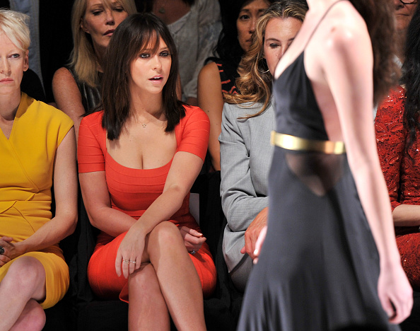 Bandage Dress「Project Runway - Front Row - Spring 2012 Mercedes-Benz Fashion Week」:写真・画像(11)[壁紙.com]