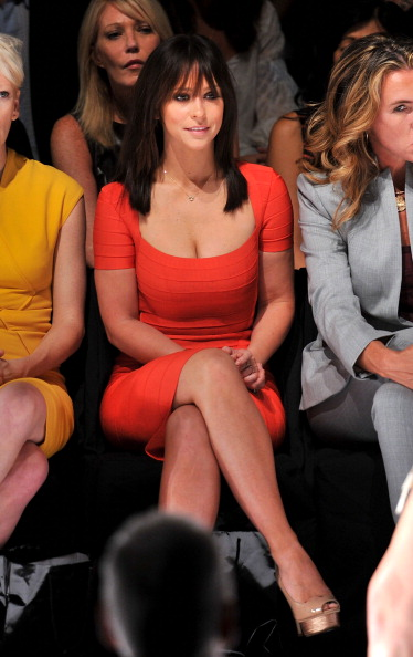 Bandage Dress「Project Runway - Front Row - Spring 2012 Mercedes-Benz Fashion Week」:写真・画像(13)[壁紙.com]