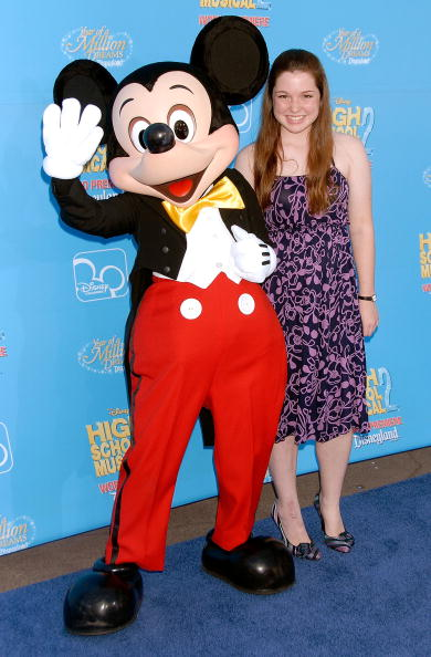 ミッキーマウス「World Premiere Of Disney Channel's 'High School Musical 2'」:写真・画像(3)[壁紙.com]