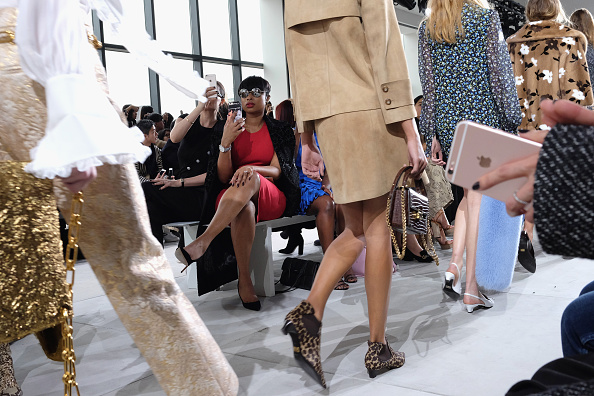 Incidental People「Michael Kors Fall 2016 Runway Show - Front Row」:写真・画像(14)[壁紙.com]